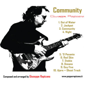 Peppe Rapicano - Community