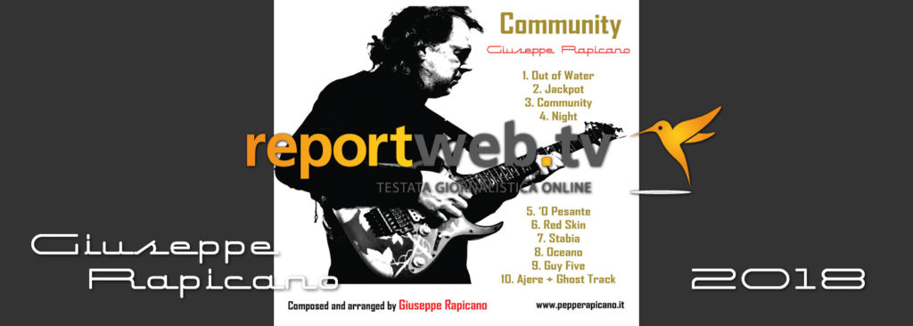 Peppe Rapicano Report Web